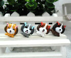 bowknot for apple iphone4/5/6 dustproof plug the dog Poodle dog general earplugs