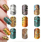 New Unique Water Transfer Nail Art Stickers Wrap Decal Decoration Tips Hot Sale