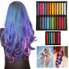 High Quality Hair Chalk Temporary Hair Dye Colour Pastels Salon Kit 6/12/24/36