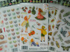 SCRAPBOOKING CARD MAKING STICKERS BABY FAMILY GIRL ROSE FLORAL 50% OFF SALE