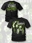 Official TNA Impact Wrestling Matt & Jeff Hardy We are Iconic Creatures T-Shirt