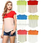 Women's Tops  Matched Candy Color Loose Casual Blouses Summer Shirt Vest S/M/L