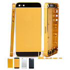 METAL REPLACEMENT ALLOY BACK BATTERY HOUSING COVER HARD CASE FOR IPHONE 5 5G