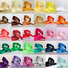 Best Quality Double Sided Satin Ribbon 3mm 6mm 9mm 16mm 38mm Free Shipping MM01