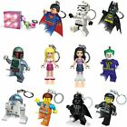 LEGO KEYLIGHT TORCH KEYRING KEYCHAIN OFFICIAL NEW KIDS