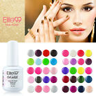 New Elite99 UV LED Soak-off Gel Nail Polish Base Top Coat 298 Bling Colours 15ml