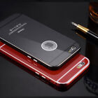 "Aluminum Metal Case Thin Hard Back Cover Skin for iPhone 6 6+ Plus 4.7"" 5.5"""