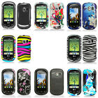 For  LG Extravert VN271 Verizon Flower Zebra Butterfly Design Hard Case Cover