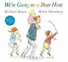 We're Going on a Bear Hunt, Rosen, Michael Paperback Book The Cheap Fast Free
