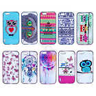 2 in 1 For Various Phone Skin Hot Classic Paint Case Plastic+Rubber Hybrid Cover