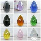 9Colors Chandelier Glass K9 Crystals Lamp Lighting Prisms Parts Pendants 1.5''