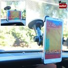 Car Windshield Mobile Long Mount Holder Fit Samsung Galaxy Note 2 3 4/S3 S4 S5