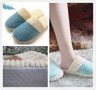 Women Slipper Shoes Warm Soft Plush Home Slippers Indoor Shoes Sleeping Shoes