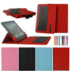 Universal Removeable Bluetooth Keyboard Cover Case For 9 10 10.1 inch Tablet