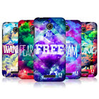 HEAD CASE DESIGNS CHROMATIC CLOUDS CASE COVER FOR HTC DESIRE 510