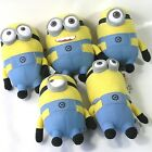 Despicable Me2 Dave Jorge Stewart Plush Minion Soft Toy Stuffed Cuddly 3D 9""