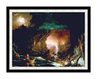 The Voyage of Life Manhood Thomas Cole Framed Christian Giclee Art Repro Print