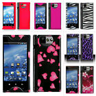 For Sprint Kyocera Echo M9300 Colorful Design Hard Case Cover Accessory