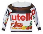 Nutella Pullovers T-shirt Sweatshirt #S183