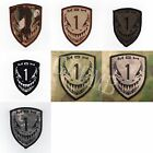 Medal of Honor MOH MAKO SHARK Tactical morale Military Embroidery Patch