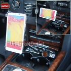 Car Mount Bendable Arm+USB+Port/Outlet Fit Samsung Galaxy Note 2 3 4/S3 S4 S5