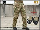 EMERSON G3 Combat Pants with Knee Pads (Multicam) (Size optional) EM8527