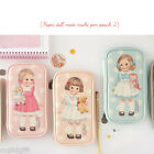 Paper Doll Mate Pencase Pencil Pen Beauty Makeup Cosmetic Case Pouch Holder Bag