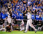 Buster Posey & Madison Bumgarner SF Giants 2014 World Series Celebration Photo