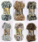 James C Brett FAUX FUR Supersoft Yarn  -  CHOICE OF SHADES  ( P&P Discounts )