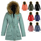 Winter Coats Women Fashion Parka for Girl Coat Jackets Ladies Outwear Discount