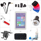 Range of Accessories for Toshiba Encore 2 WT8-B inc. Cases, Chargers & Cleaning