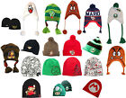 Nintendo: Beanie/Laplander/Bobble Hat New & Official With Tag Super Mario/Zelda