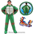 CL248 Teenage Mutant Ninja Turtles TMNT Fancy Adult Mens Costume Shell Masks