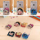 Ultra-thin Funny Cartoon Characters Pattern Hard Case For iPhone 5 5S 5C 6 6Plus