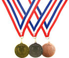 50mm Metal Generic Sports Victory Medal-Gold,Silver or Bronze-FREE POST/ENGRAVED