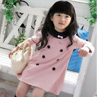 Fashion Kid Girl Toddler Baby Princess Party Dress Skirt Clothes Charm
