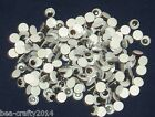 50/100/250 PLASTIC WIBBLY  WOBBLY GOOGLY EYES - 6MM #TOY MAKING/CRAFTS