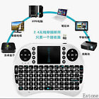 Rii i8 2.4G Wireless Mini Keyboard Mouse Touchpad Xbox360 PS3 Android TV BOX PC