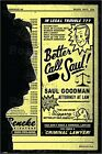 Poster Breaking Bad - Better Call Saul!