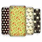 HEAD CASE DESIGNS ANIMAL PATTERN HARD BACK CASE FOR APPLE iPHONE 3GS