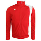 Puma SF Ferrari Mens Red Polyester Track Jacket (761270 02) DR92
