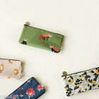 Pattern Pencil Case Pen Pouch Cosmetic Makeup Holder Storage Organizer Cute Bag