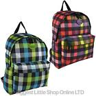 NEW LADIES MENS *Cabin Approved* BACKPACK RUCKSACK Bag by Highbury School Travel