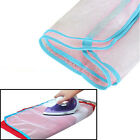 Protective Press Mesh Ironing Cloth Laundry Iron Fabric Delicate Garment Clothes