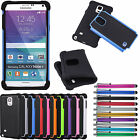 Heavy Duty Hybrid Rugged Impact Rubber Protective Case Cover for Samsung Phone