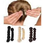 New Chic Lady's Buns Magic Hair Doughnut Donut Bun Ring Shaper Former Maker - CB