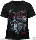 OFFICIAL The Walking Dead Infected T Shirt Zombie Horde Walkers Hunter Survivor
