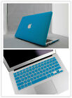 """Matte Rubberized Hard Case Cover (Cut-Out) for MacBook PRO 13 15"""" Retina Display"""