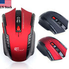 New 2.4Ghz Mini portable Wireless Optical Gaming Mouse мышь For PC Laptop Trendy