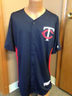 Majestic Authentic Mens MLB Minnesota Twins Cool Base BP Jersey NWT on Ebay